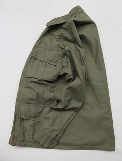 KIFFE Jangle Fatigue Jacket OLIVE (3)