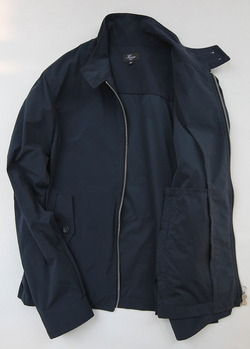 Harriss Nylon Single Riders NAVY (4)
