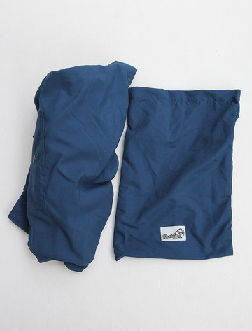 BORDIES BS121 Nylon Shorts Long NAVY (3)
