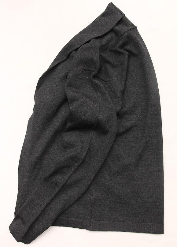 Vitter 6190 Cardigan CHARCOAL (4)