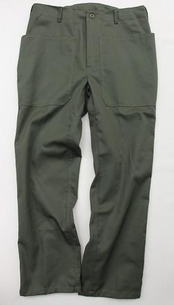Vecchi Patrol Trousers OLIVE (5)