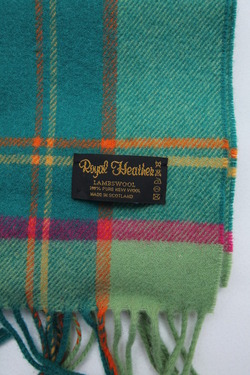 Royal Heather Green Check (2)