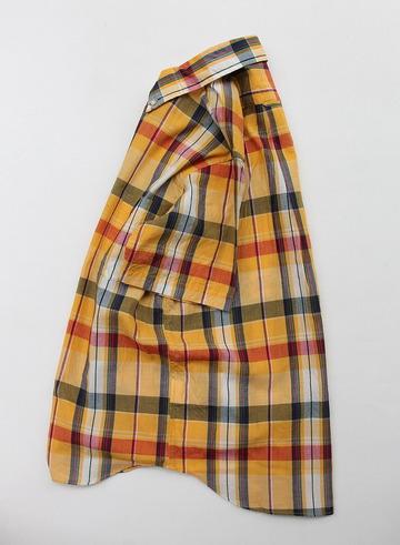 SERO PO Button Down Shirt SS ORANGE (5)