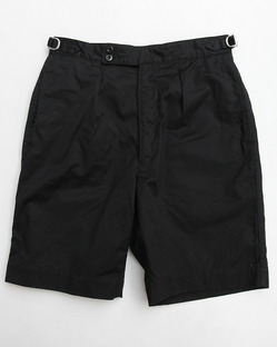 ARAN F L Shorts BL 2 BLACK
