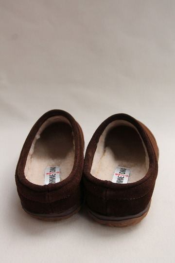 MINNNETONKA Taylor Clog CHOCOLATE (6)