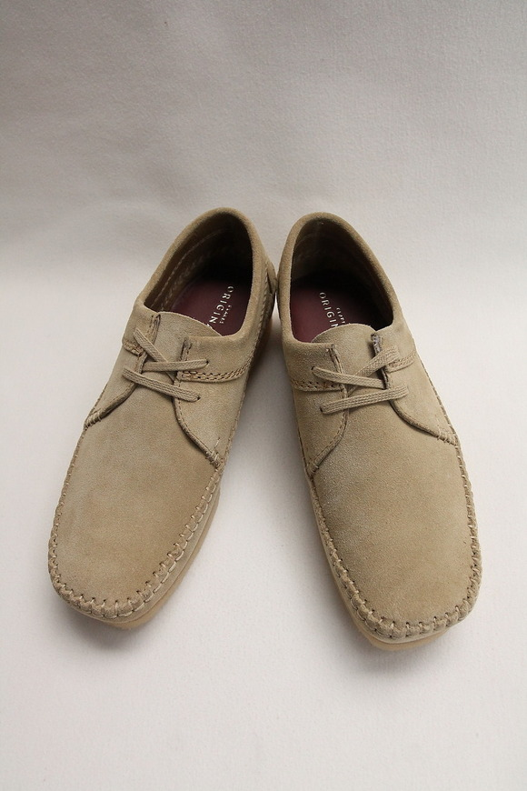 Clarks Weaver MAPLE Suede