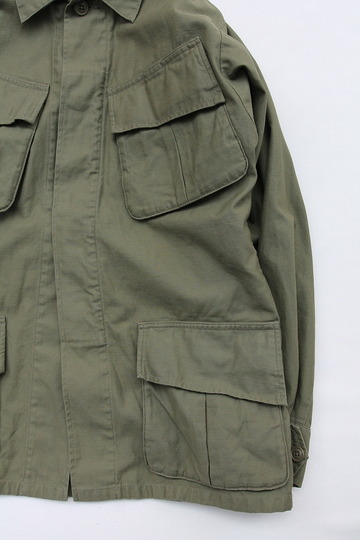 KIFFE Jangle Fatigue Jacket OLIVE (3)