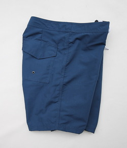 BORDIES BS121 Nylon Shorts Long NAVY (2)