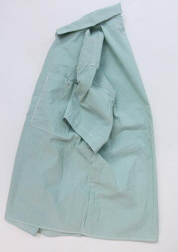 NOUN Work Pullover Stripe GREEN (6)