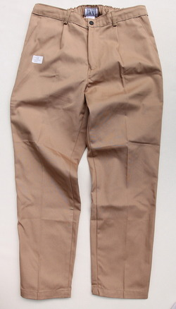 Au Vrai Chic Work Trousers CAMEL (5)