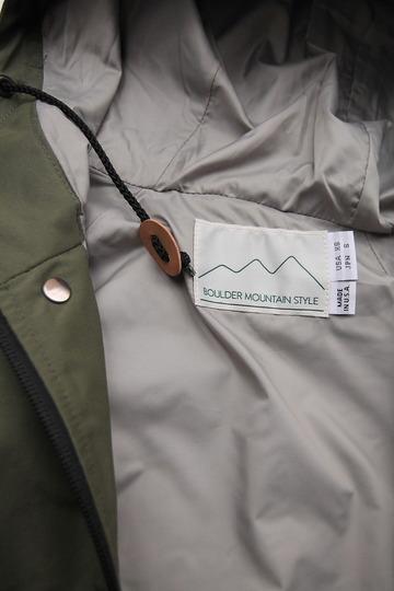 Boulder Mountainstyle Flatiron Parka OLIVE (2)