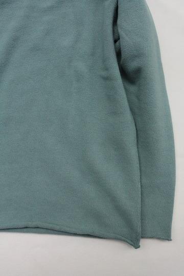 Goodon Bottle Neck Knit Cut G GREEN (3)