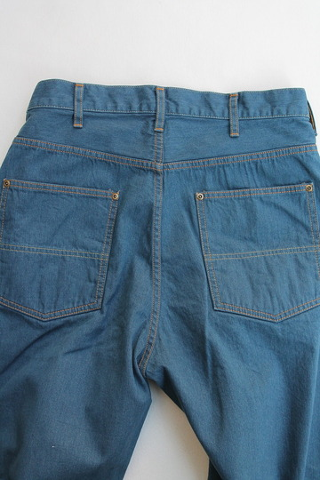 RICEMAN Ranch Pants LIGHT INDIGO (4)