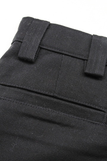 Domestic Workwear Sweetbutter Work Pants BLACK (3)