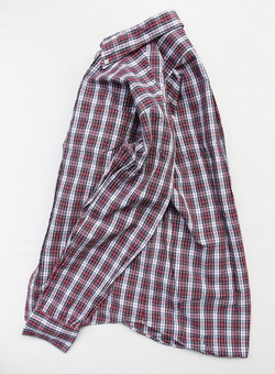 The Baggy Broadcloth Tartan BD Red Plaid (4)