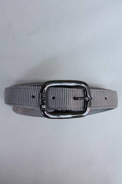 TRIPLE 1 Plain Belt GRAY (2)