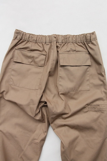 Uniform World Work Long Pants CAMEL (4)