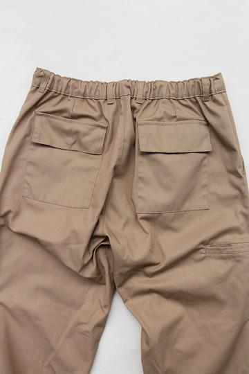 Uniform World Work Long Pants CAMEL (4)