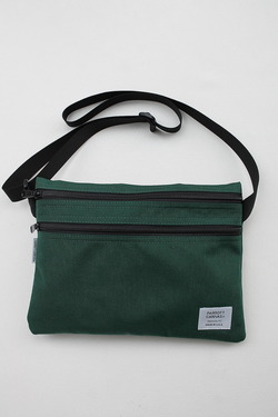 Parrott Canvas ND Organizer W Strap GREEN