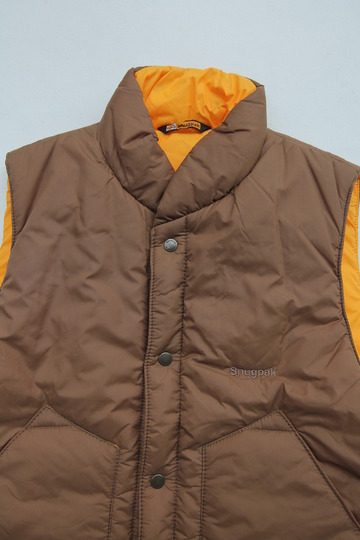 Snugpak Airpack Vest LATVIAN TAN X YELLOW (7)
