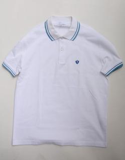 Cita Fine Pique Polo WHITE