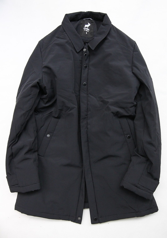 FAT MOOSE Trench Tech BLACK