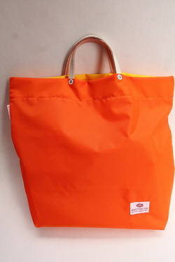 BAG n NOUN Nylon Pack ORANGE