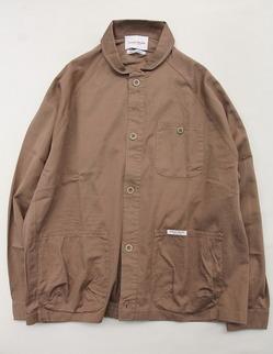 Vincent et Millie Heringbone Shirt SAND