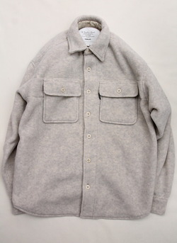FIDELITY CPO Shirt Fleece NATURAL