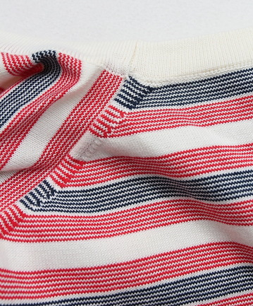 Country of Origin Deck Chair Tee 7 RED (4)