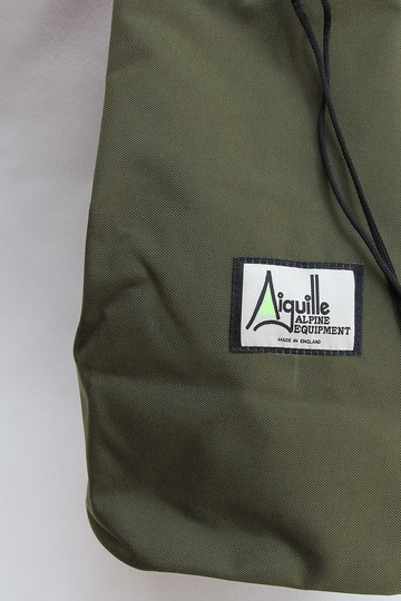AIGUILLE Rope Bucket Medium OLIVE (3)