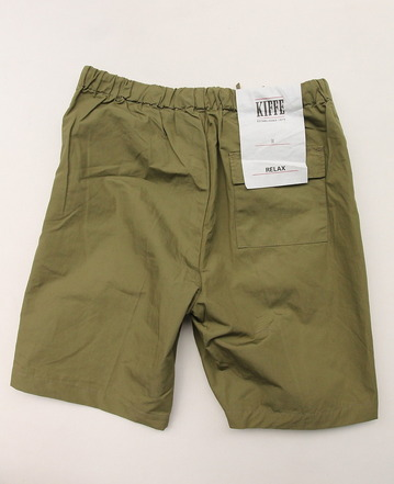 KIFFE Relax Shorts OLIVE (5)