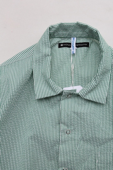 NOUN Work Pullover Stripe GREEN (2)