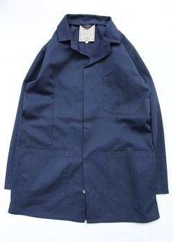 HF & WEAVER Driving Jacket NAVY (2)