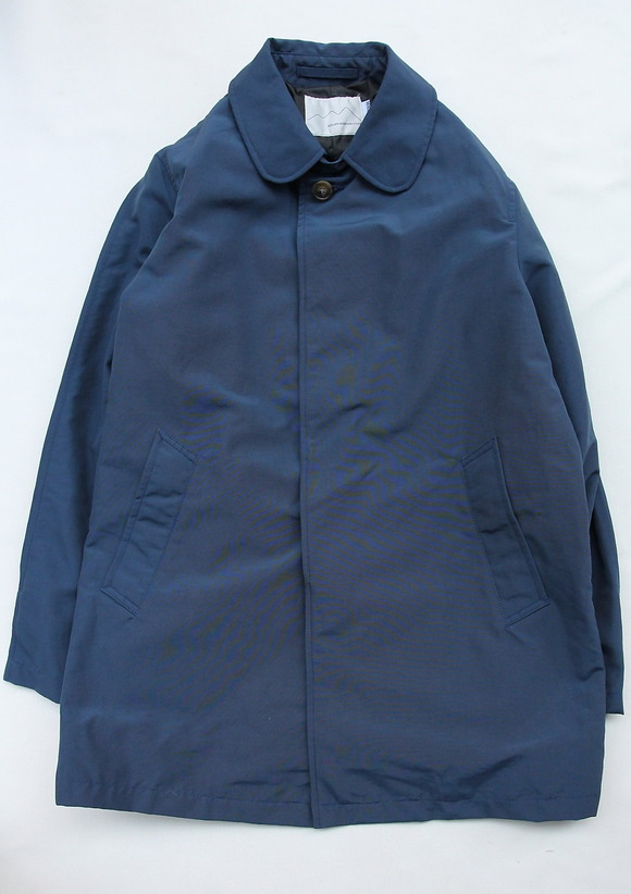Boulder Mountain Style Dakota Coat III NAVY