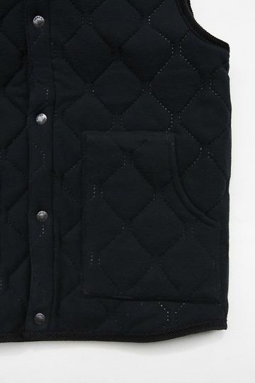 ARMEN Reversible Vest GREY X BLACK (10)