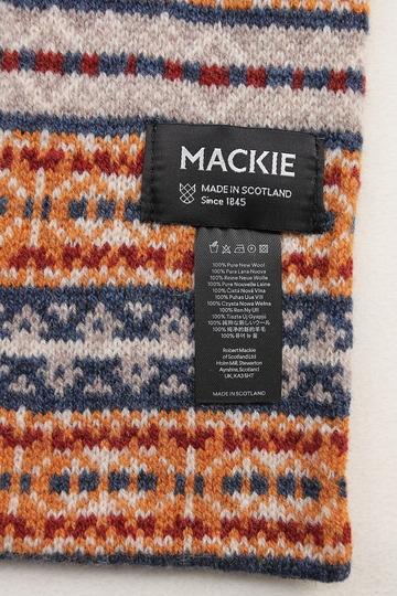 MACKIE Lendi Scarf BROWN (2)