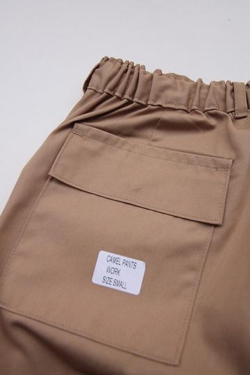 Uniformworld Work Pants CAMEL (5)