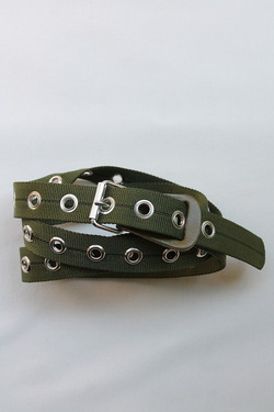 NOUN Belt Nylon OLIVE (4)