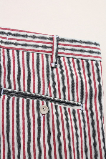 Perfection 332 IVY Stripe RED X GREY (3)