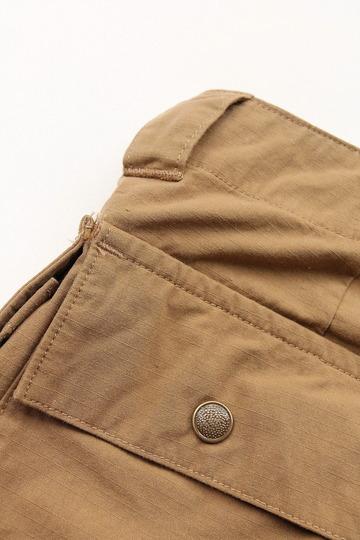 ARAN MCP Shorts CN Rip KHAKI (3)