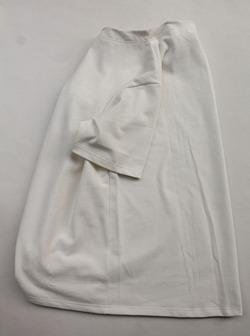 Quotidien Cotton Pique Bottle Neck NATURAL (3)