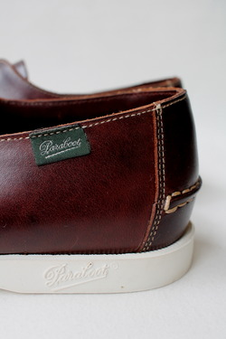 Paraboot Blanche Lis America (8)