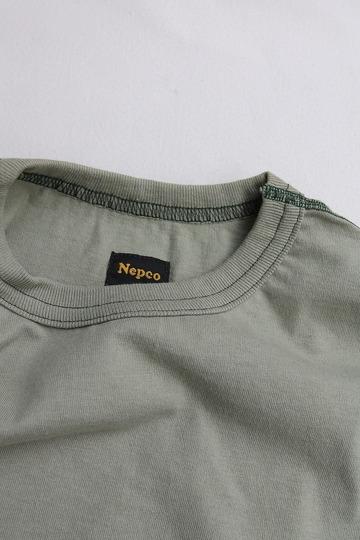 Nepco Military Rib Tee OLIVE (2)