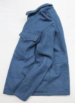 NOUN 0511 Wool Jacket BLUE GREY (7)