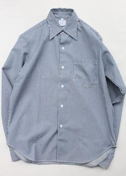 NOUN TC Stripe Shirt NAVY