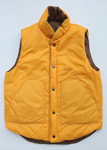 Snugpak Airpack Vest LATVIAN TAN X YELLOW (4)