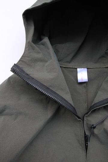 NOUN T Coat OLIVE (3)