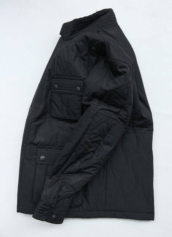 Barbour Beacon Heritage Collection Riders BLACK (6)