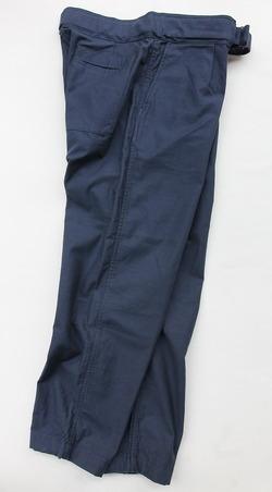 ARAN Belt Pants NAVY (6)